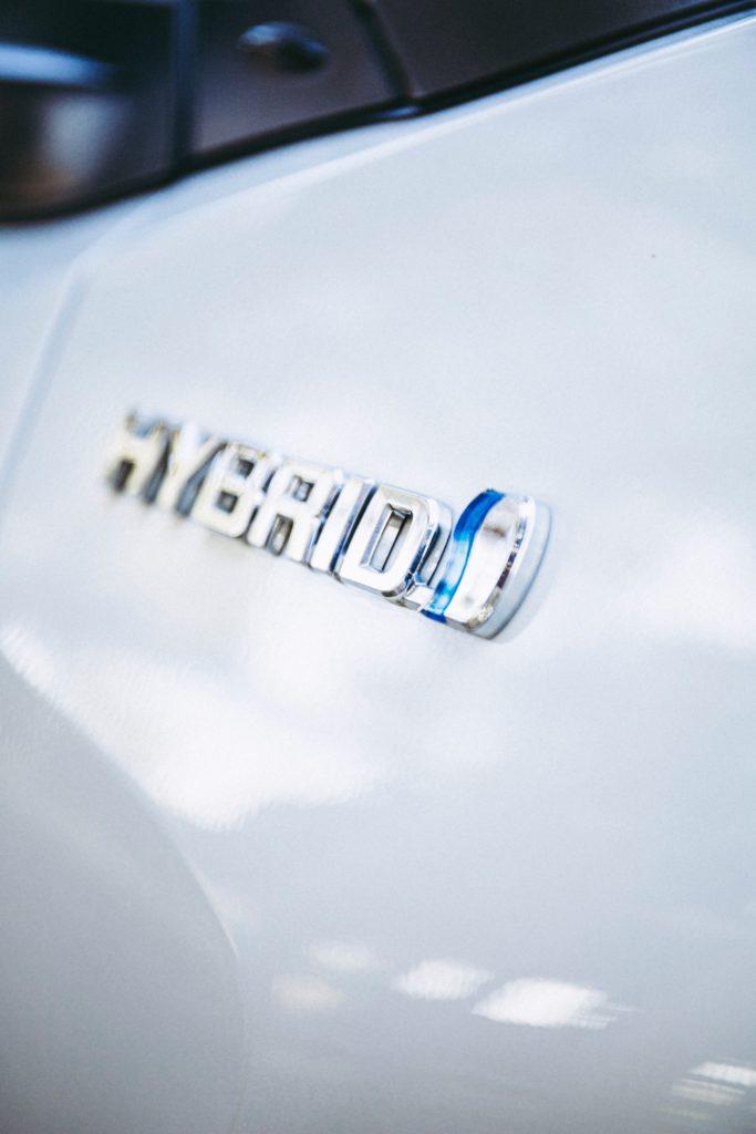 véhicule hybride