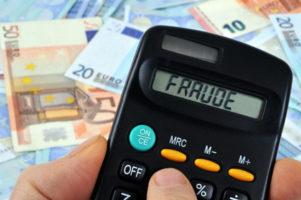 Calcul de la fraude